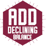 Declining Balance:  Add on Any Amount